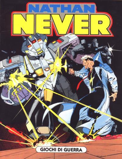 Nathan Never: Giochi di guerra