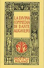 Dante minuscolo hoepliano
