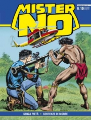 Mister No (ristampa) n. 104