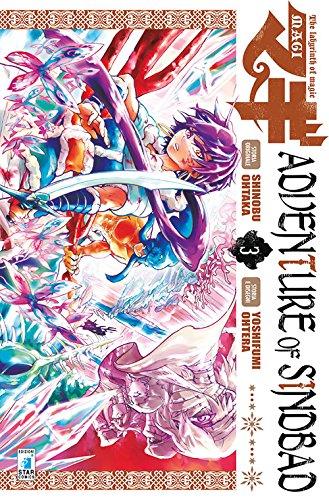Magi - Adventure of Sindbad vol. 3