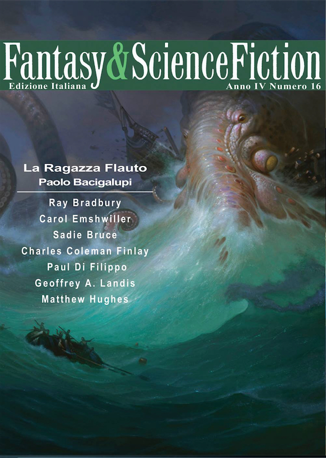 Fantasy & Science Fiction 16