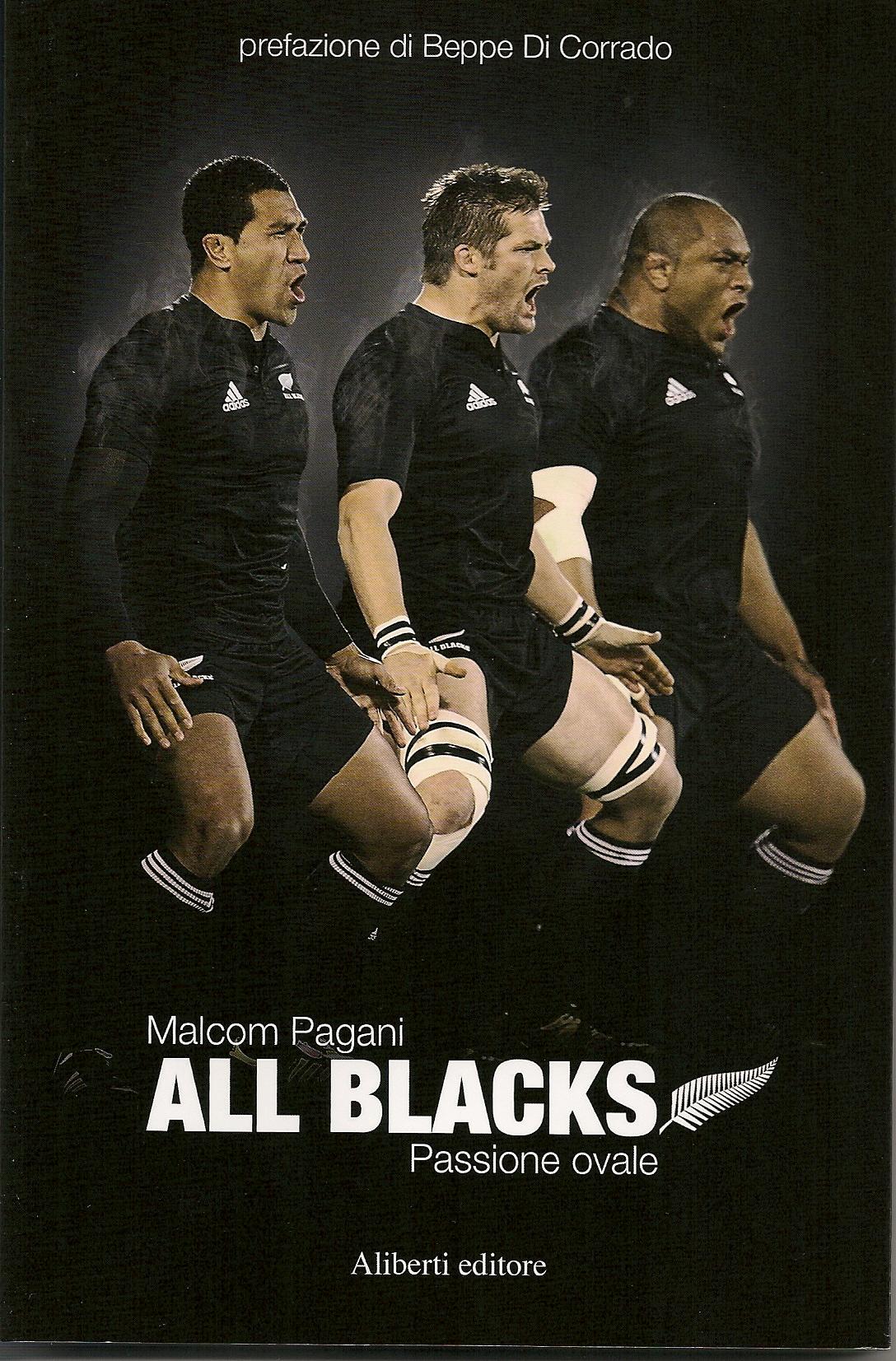 All Blacks. Passione...