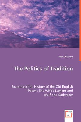 The Politics of Tradition