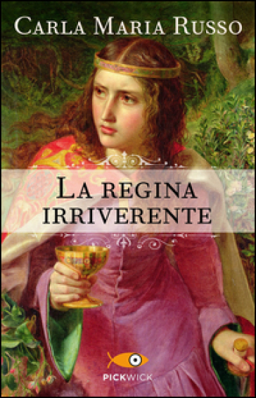 La regina irriverent...