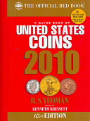 A Guide Book of United States Coin 2010
