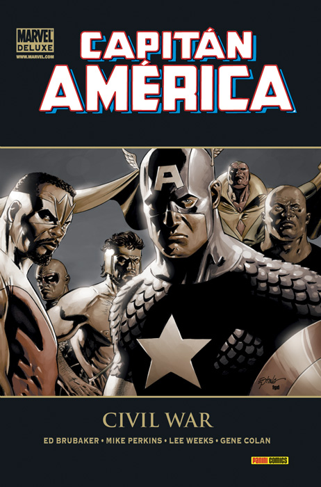 Marvel Deluxe: Capit...