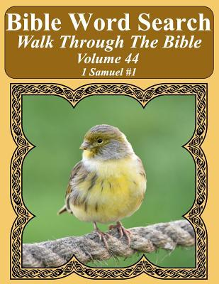 Bible Word Search Walk Through The Bible Volume 44
