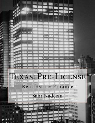 Texas - Pre-license