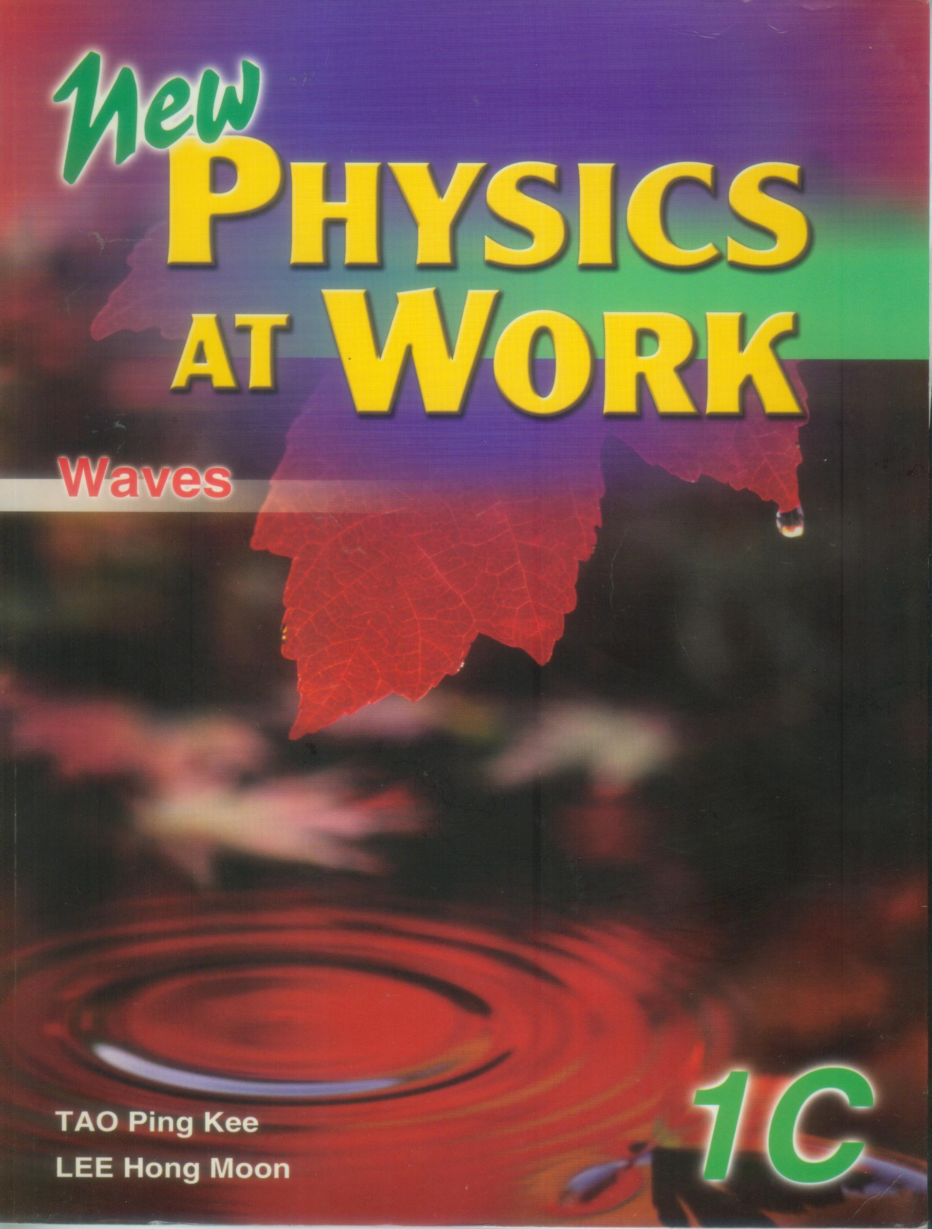 New Physics At Work 1C - Waves
