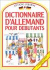 Dictionnaire d'allem...