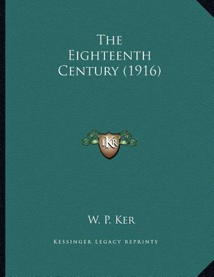 The Eighteenth Century (1916)