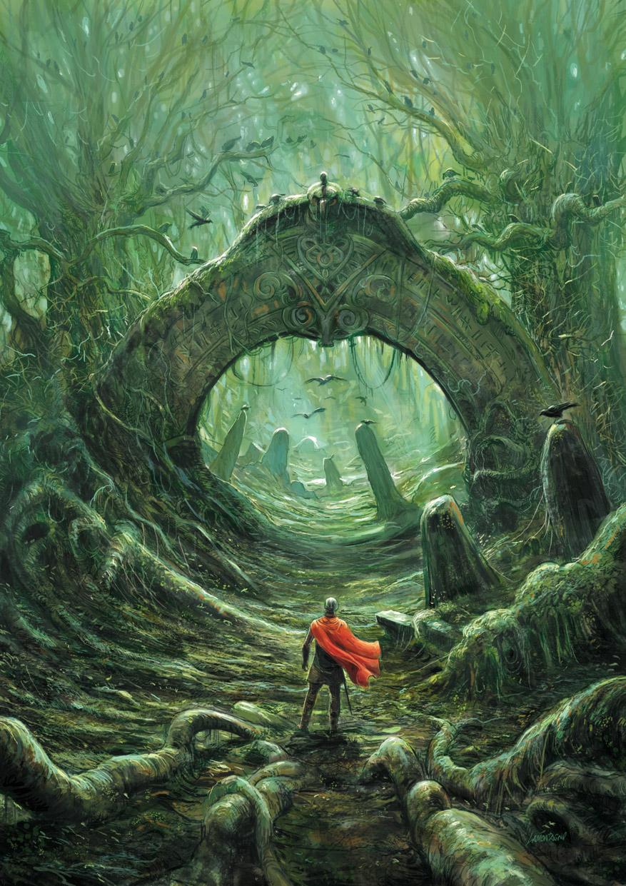 Les Druides, Tome 7