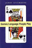 Games Language People Play