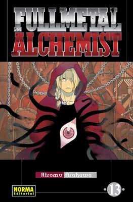 Fullmetal alchemist #13 (de 27)