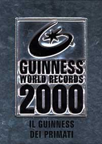 Il Guinness dei primati 2000
