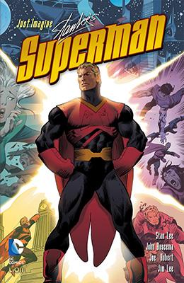 Just Imagine Stan Lee DC: Superman - Variant
