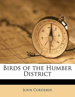Birds of the Humber District