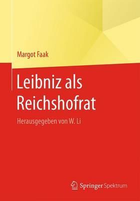 Leibniz Als Reichshofrat