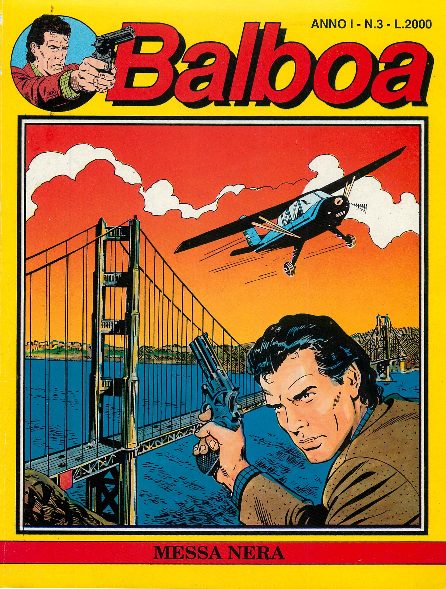 Balboa n. 3