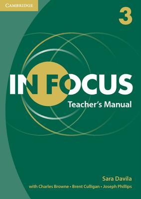 In Focus Level 3 Teacher's Manual