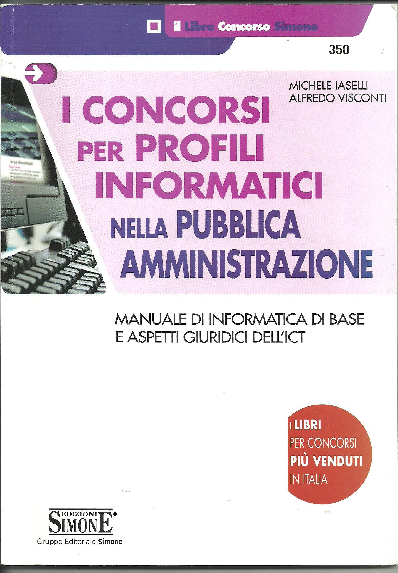 I concorsi per profili informatici nella pubblica amministrazione