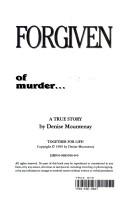 Forgiven of Murder