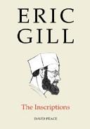 Eric Gill the Inscri...