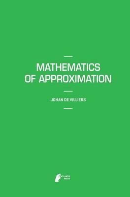 Mathematics of Approximation