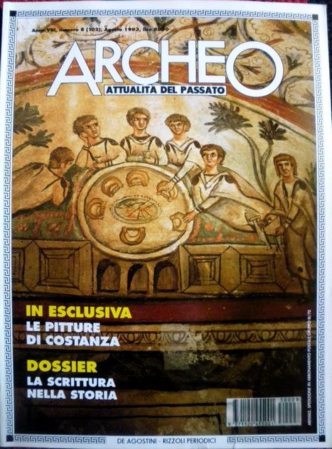 Archeo attualità del passato n. 102