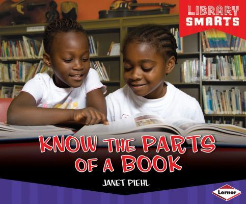 Know the Parts of a Book