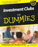 Investment Clubs for Dummies