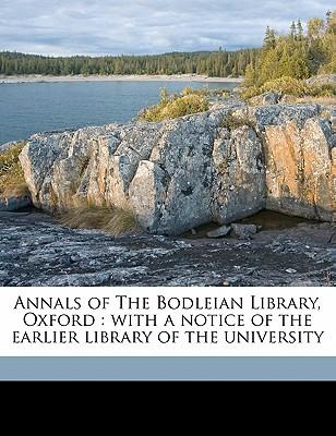 Annals of the Bodleian Library, Oxford