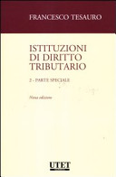 Istituzioni di diritto tributario - Vol. 2