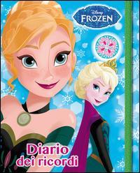 Diario dei ricordi. Frozen. Ediz. illustrata