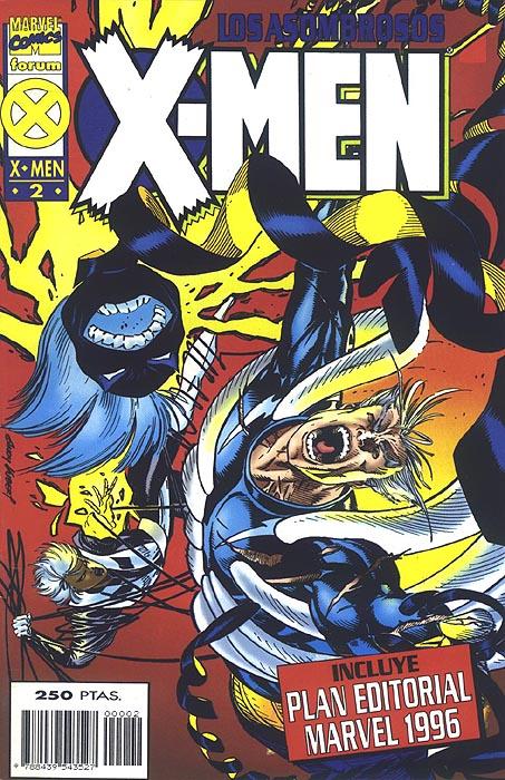 Los asombrosos X-Men Vol.1 #2 (de 4)