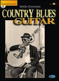Country blues guitar. Con CD-ROM