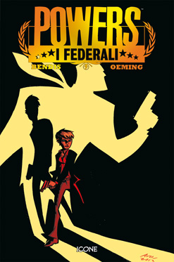 Powers - I federali ...