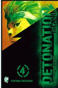 Detonation Island vol. 4