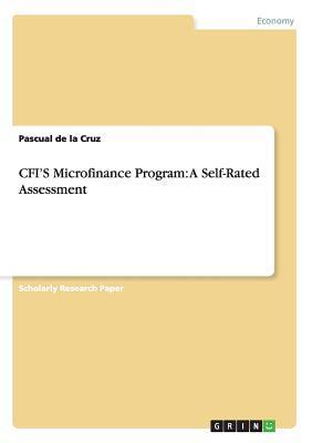 CFI'S Microfinance Program