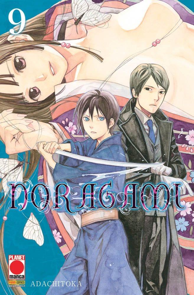 Noragami vol. 9