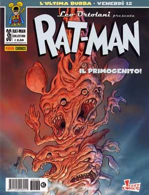Rat-Man Collection n.36