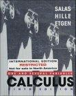 Salas and Hille's Calculus