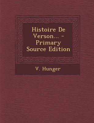 Histoire de Verson.