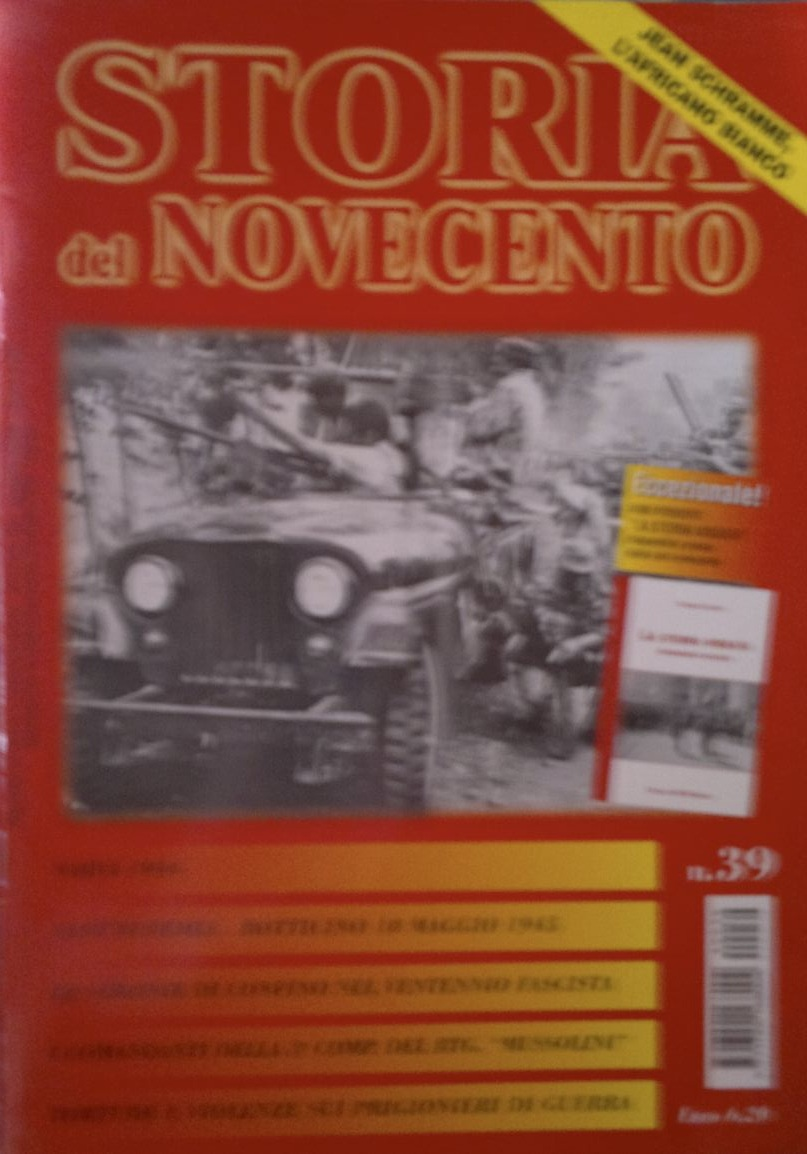 Storia del Novecento: mensile di storia contemporanea