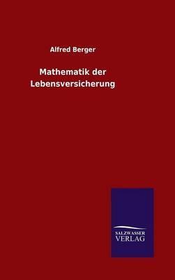Mathematik der Lebensversicherung