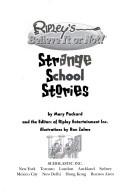 Strange School Stories