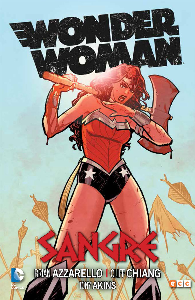 Wonder Woman: Sangre