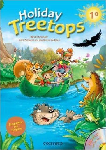 Treetops on holiday....