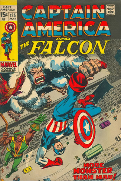 Captain America Vol.1 #135
