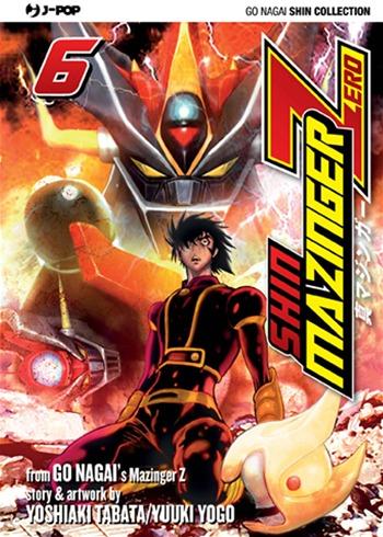 Shin Mazinger Zero vol. 6